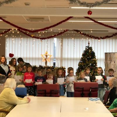 Visites de Noël