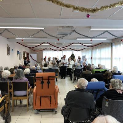 Récital de la Chorale de Wodecq & Goûter (10/01/2018)