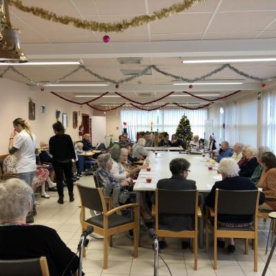 Visite du CPAS d'Ellezelles (24/01/2018)