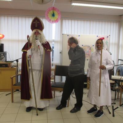 Fête de Saint Nicolas (28/11/2017)