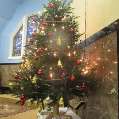 Veillée et Messe de Noël (24/12/2017)