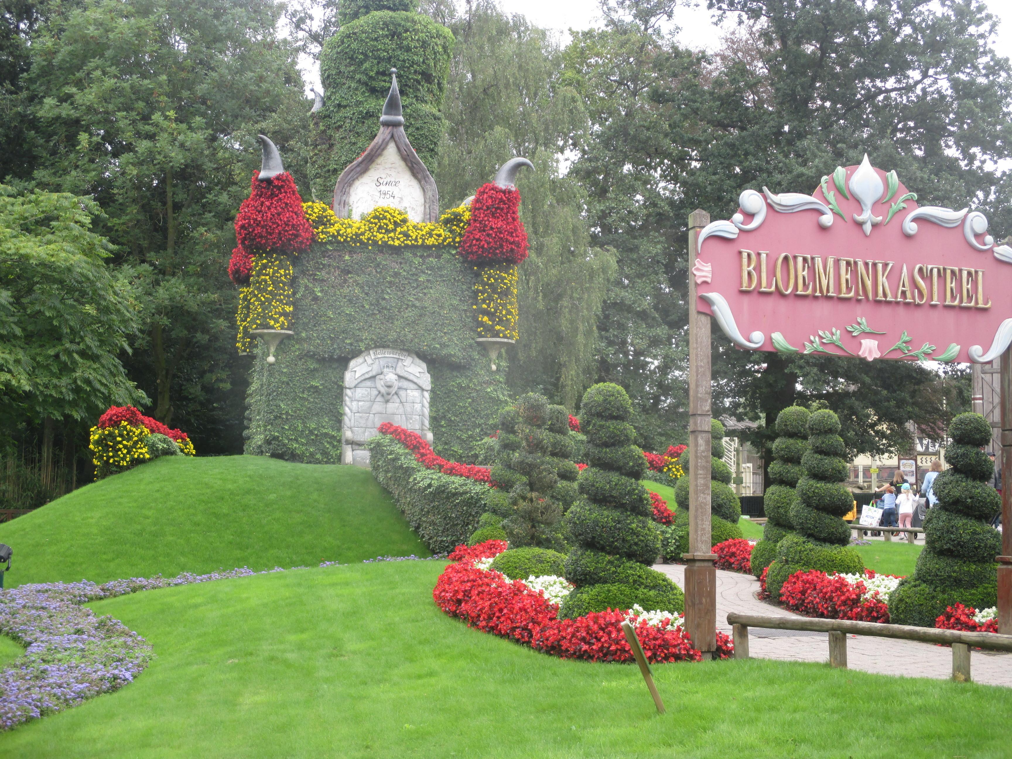 Excursion à Bellewaerde (30/08/2018)