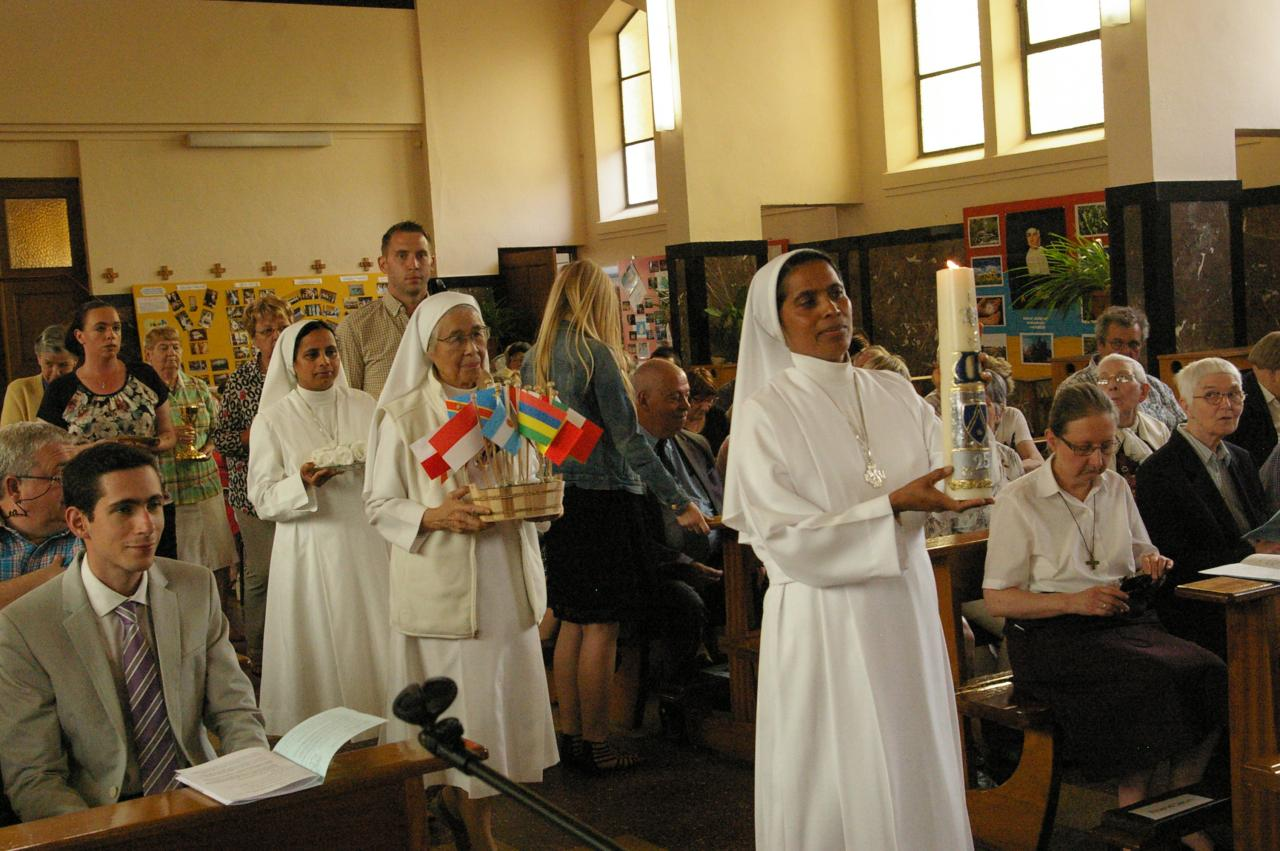 Fête du Bon et Perpétuel Secours - Jubilé des 25 ans de vie religieuse de Soeur Mary
